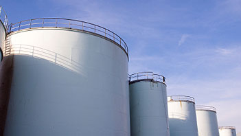 Tank coating for storage tanks