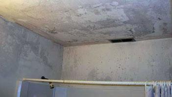 Problèmes d'humidité dans les salles de bains