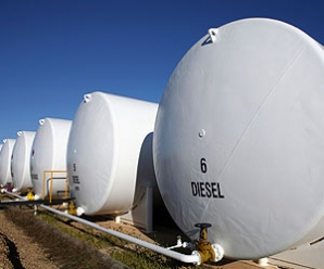 Tank coating - High performance coatings for storage tanks.